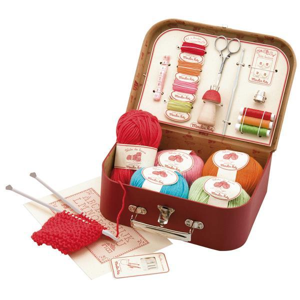 Knitting kits kids sewing and knitting kit hswbpgt