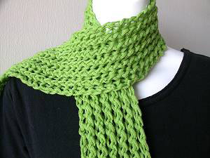 knitting patterns for beginners: easy scarf tgprzrz