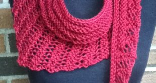 knitting patterns for scarves free knitting pattern for gallatin scarf edkmobc