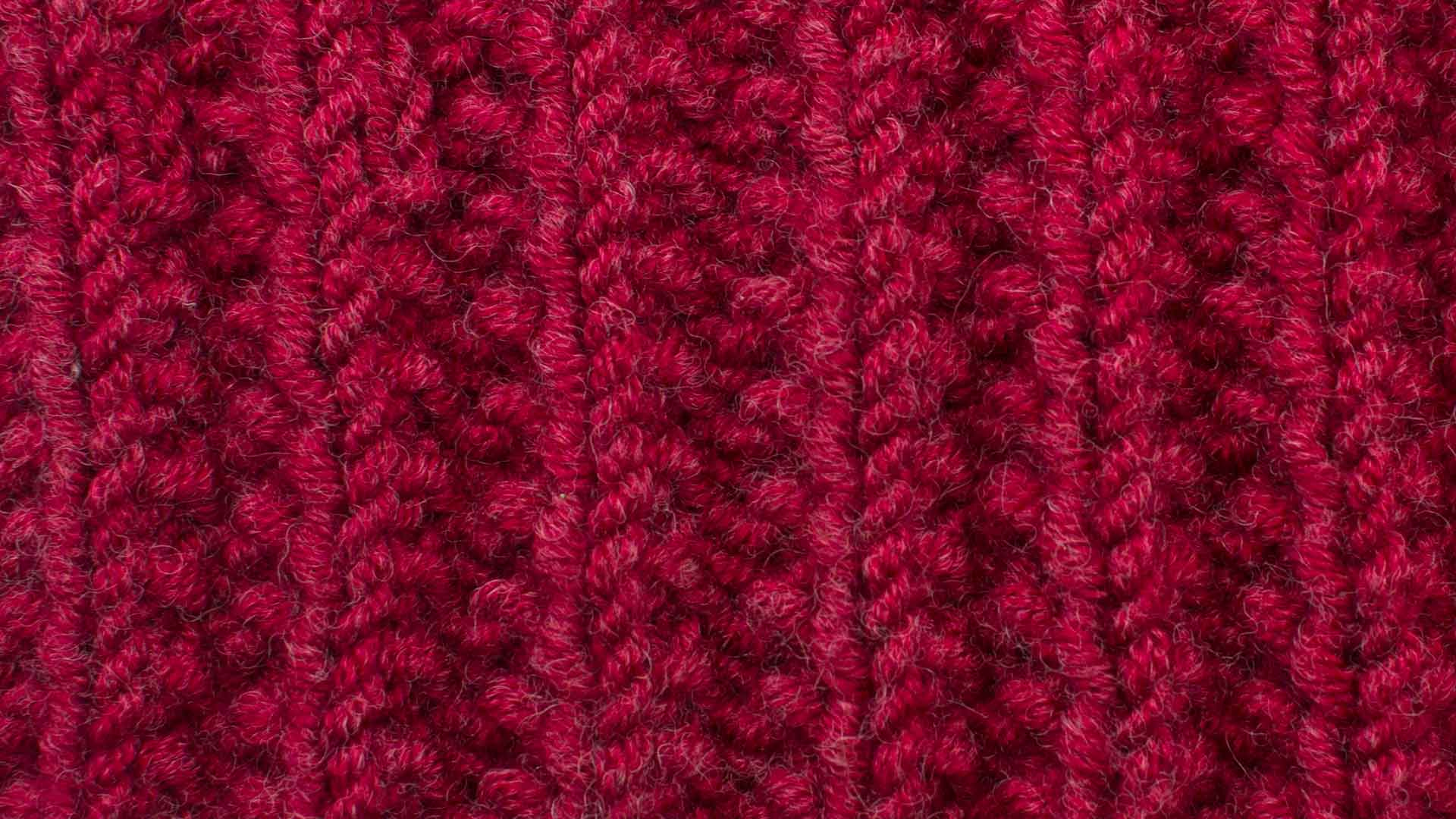 knitting stitches the mistake rib stitch :: knitting stitch #529 dijrjse