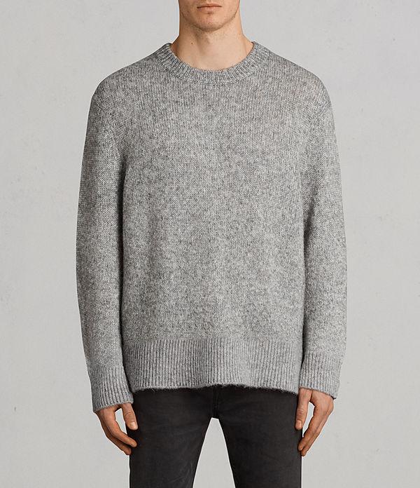knitwear harnden crew jumper msnftzs
