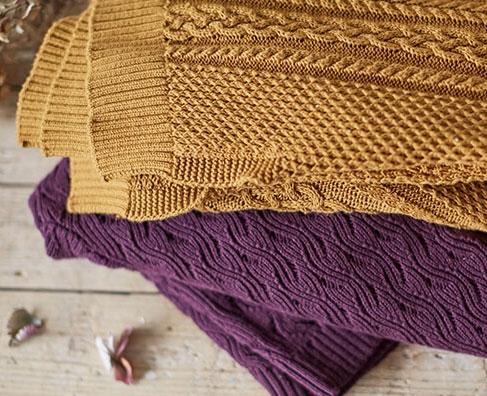 Knitwear – designs of knitwear