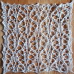 Various Patterns In Lace Knitting