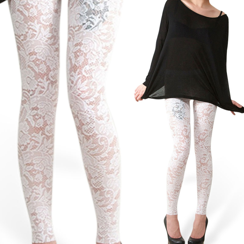 lace leggings for women white lace leggings - trendy clothes lmbwwuw