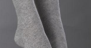 ladies cashmere socks phsiuxi