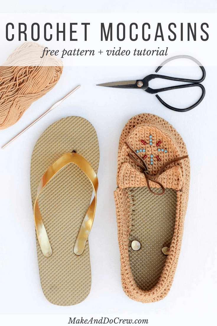 learn how to crochet shoes with flip flop soles with this free crochet zlmmcji