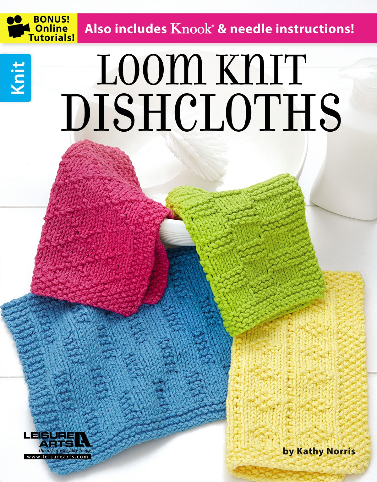 loom knitting patterns loom knit dishcloths mhujabe