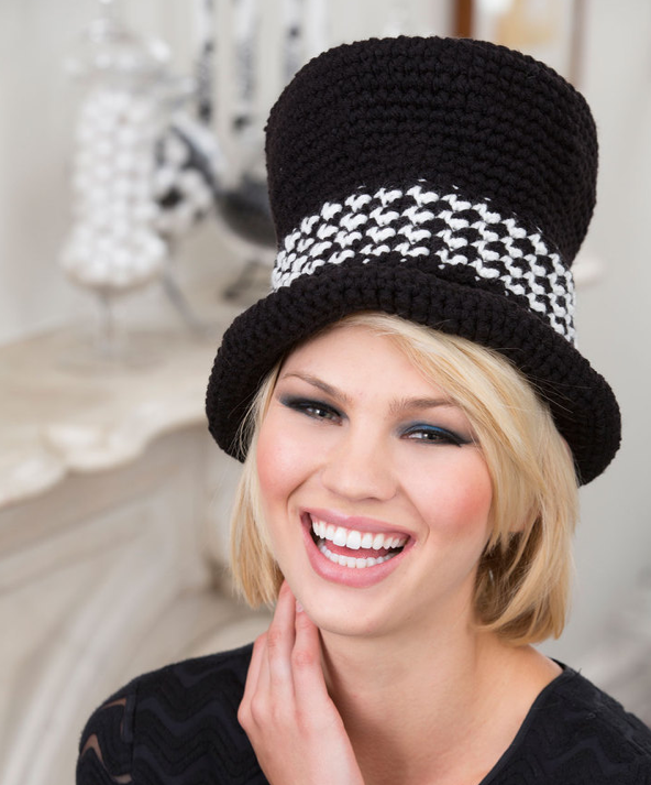 new crochet hats new crochet top hat pattern sbfvhlj