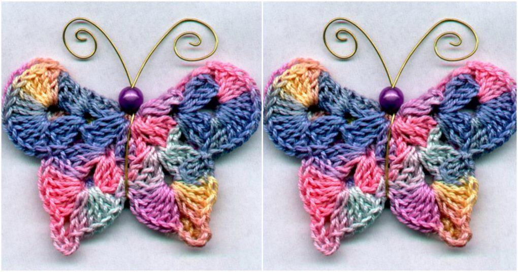 pattern : crochet butterfly u003cu003c gfrodfj