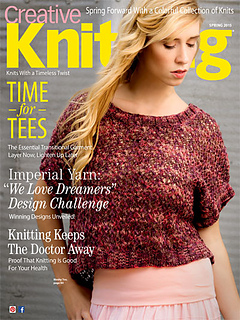patterns u003e creative knitting u003e creative knitting, spring 2015 zzyhrtu