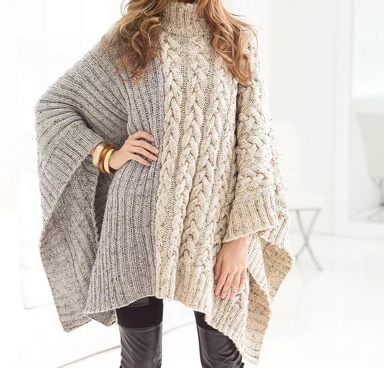 poncho sweater 1 / 3 jtizqjx