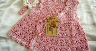 pretty crochet baby dress pattern sxbtmfi