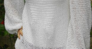 pull tricot crochet jvyqmzv