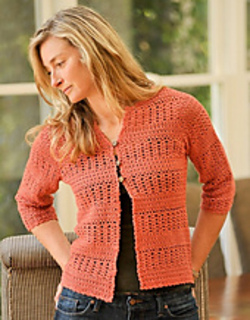 ravelry: summer crochet cardigan pattern by therese chynoweth knxcywl