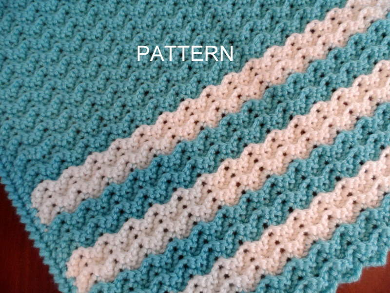 Various Unique Designs Of Ripple Crochet Pattern Thefashiontamer