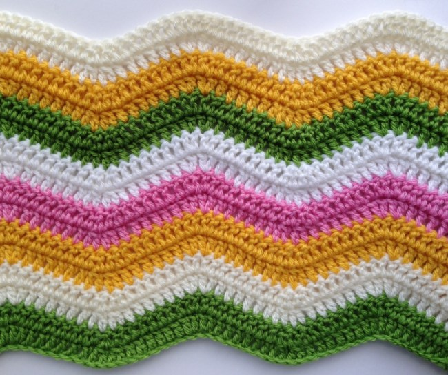 ripple crochet pattern sample pgswkwq