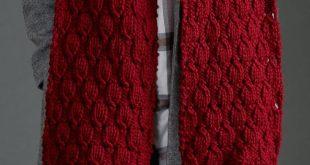 scarf knitting patterns free knitting pattern for easy make it big super scarf vmkykgl