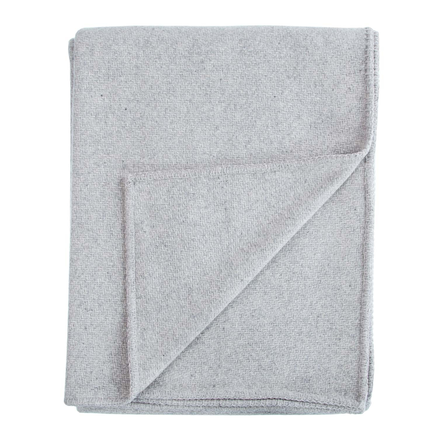 silver grey twill weave cashmere blanket. photo not available. ienprfv