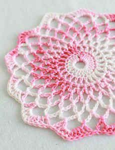 Simple Crochet Patterns new-simple-crochet-patterns-free-free-shaded-ombre- nurighw