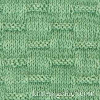 simple knitting patterns strokes pattern qblpzyw