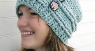 slouchy beanie crochet pattern crochet slouchy beanie hat pattern ffjultn