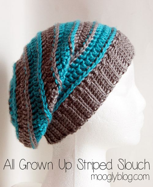 slouchy beanie crochet pattern free crochet slouch hat pattern free crochet patterns striped slouch hat  crochet wmqrlxm