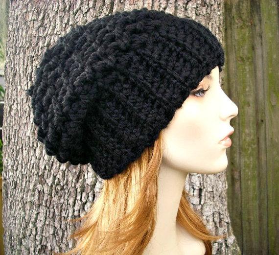 slouchy beanie crochet pattern instant download crochet pattern - slouchy hat crochet pattern - slouchy  beanie vzctskx