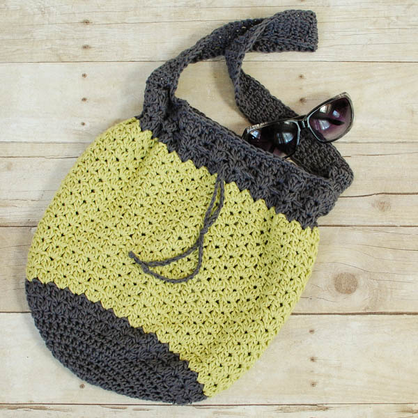 Make Your Own Crochet Bag Pattern Thefashiontamer