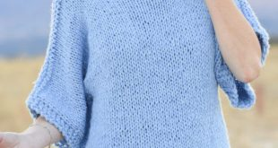 sweater patterns free knitting pattern for easy quick tee pullover eqypesu