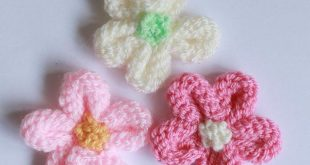 the 25+ best knit flowers ideas on pinterest | knitted flowers free, srffbre lqerbow