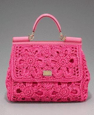 this week letu0027s look more specifically at some other crochet handbags by dazjbgm