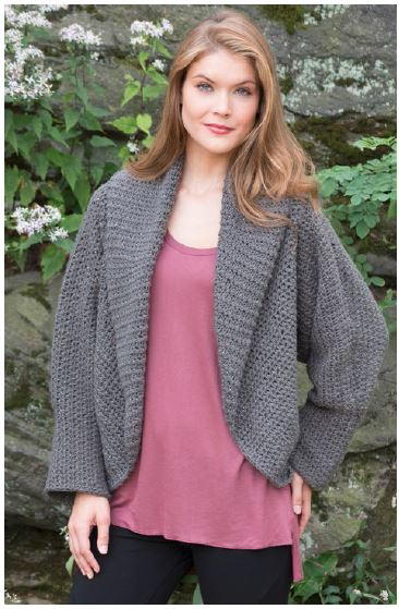 totally warm crochet jacket pattern uwgefgl