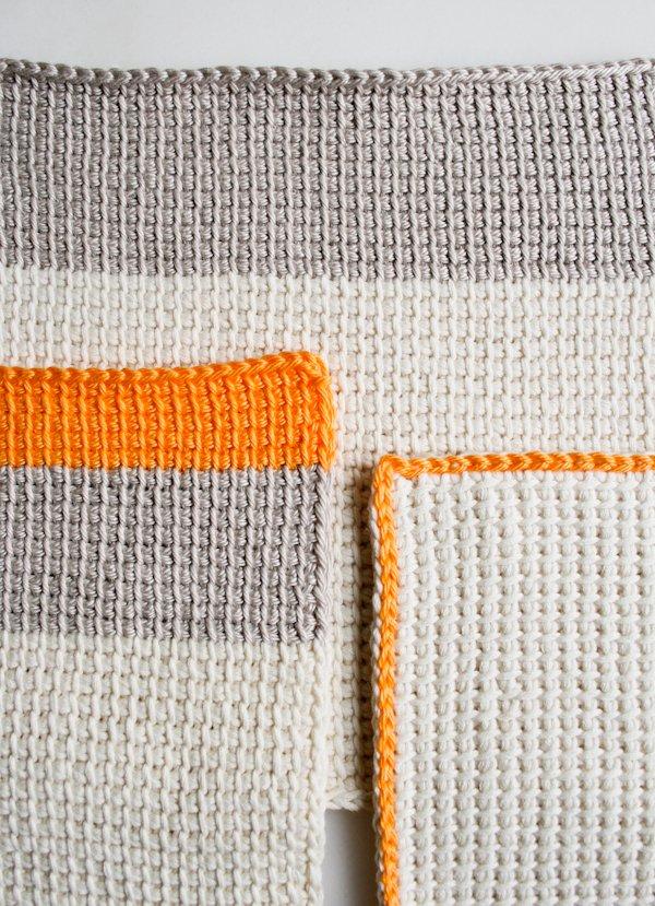 tunisian crochet basics | purl soho bzmatef