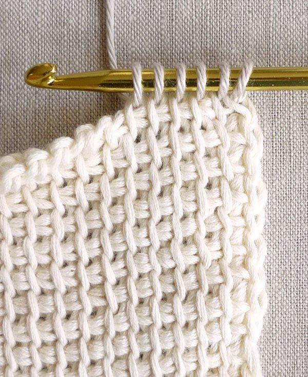 tunisian crochet basics   purl soho eaarnyg