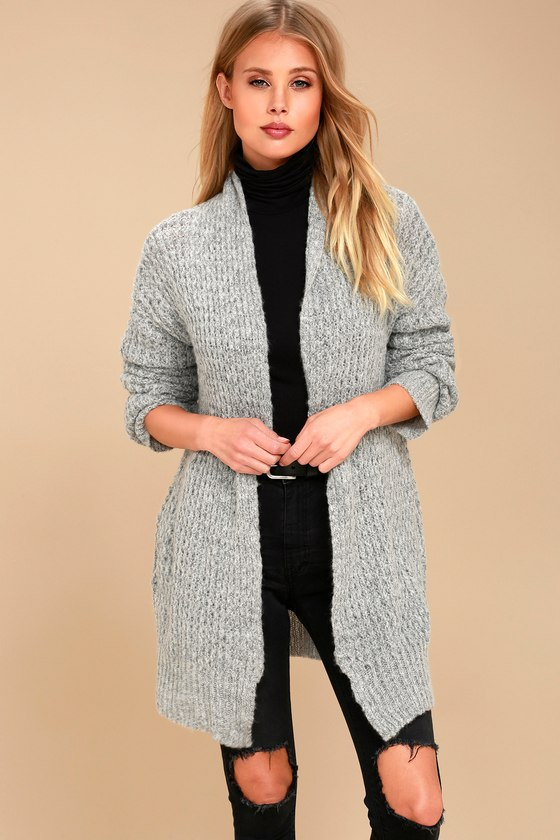 Beautifully Knit Cardigan
