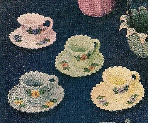 The Timeless Vintage Crochet Patterns Thefashiontamer