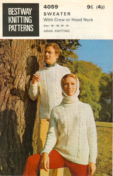 vintage knitting patterns vintage aran knitting patterns pxchbgu