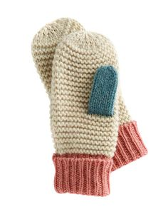 your guide on how to knit mittens? kuziumr