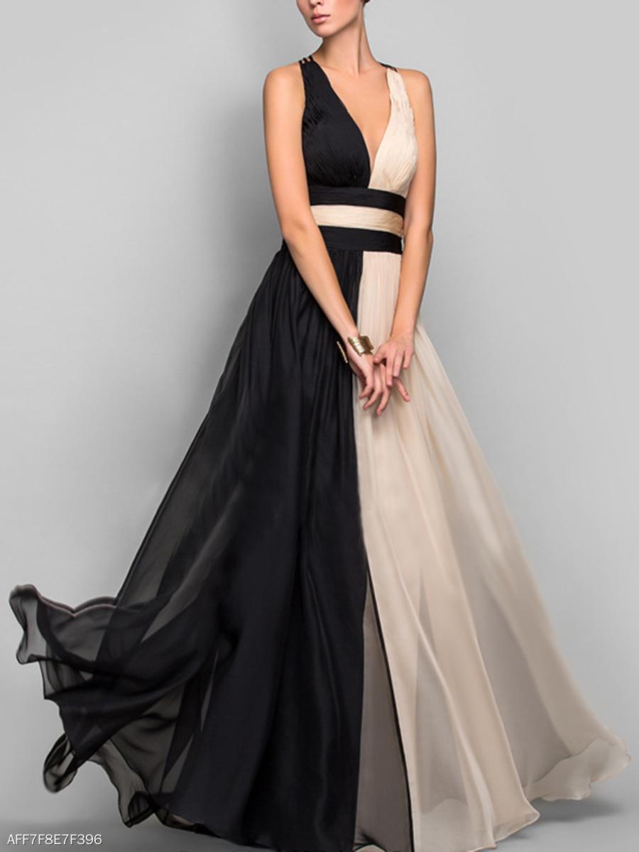 Buy Trendiest Chiffon evening dress