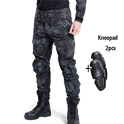 Amazon.com: YShowntide Tactical Pants Military Men Camouflage Cargo