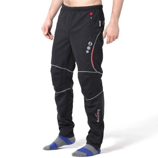 Interval - Windproof Athletic Cycling Pants u2013 4ucycling