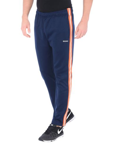 Stussy Poly Track Pant - Athletic Pant - Men Stussy Athletic Pants