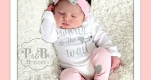 Baby girl Take Home Outfit for Baby Girl, Newborn Outfit Coming Home