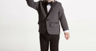 DSQUARED2 Baby Boys Tuxedo Baby Suit   Dashin Fashion