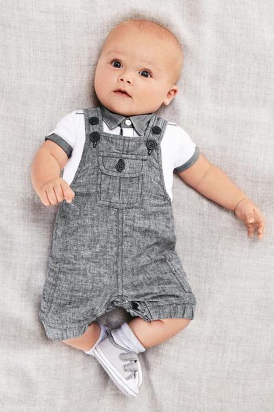 Baby boy clothing set Gentleman newborn clothes set for boys high