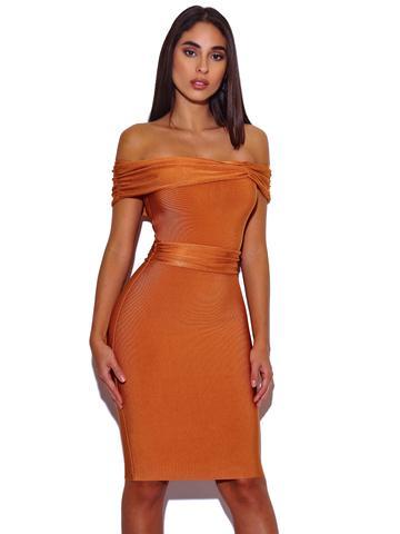 Bandage Dress u2013 Miss Circle