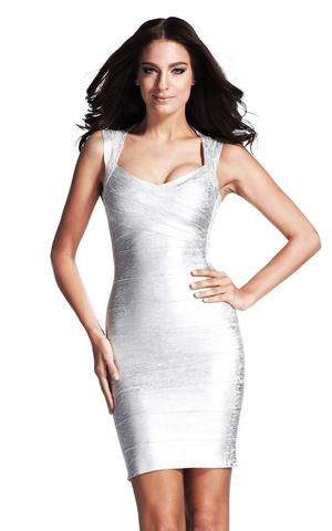 Wear best bandage dresses to   look bold in club