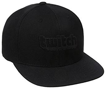 Amazon.com: Twitch Logo Baseball Cap: Clothing