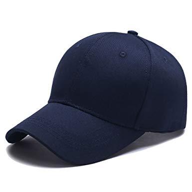 Yidarton Unisex Classic Cotton Dad Hat Adjustable Plain Baseball Cap