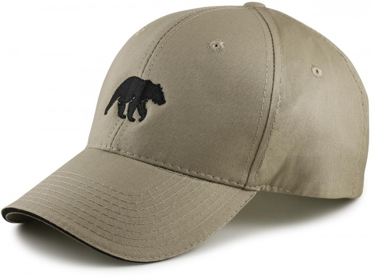 Bear Baseball Hat for Big Heads